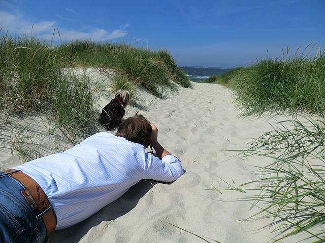 Urlaub mit Hund und Co in Deutschland